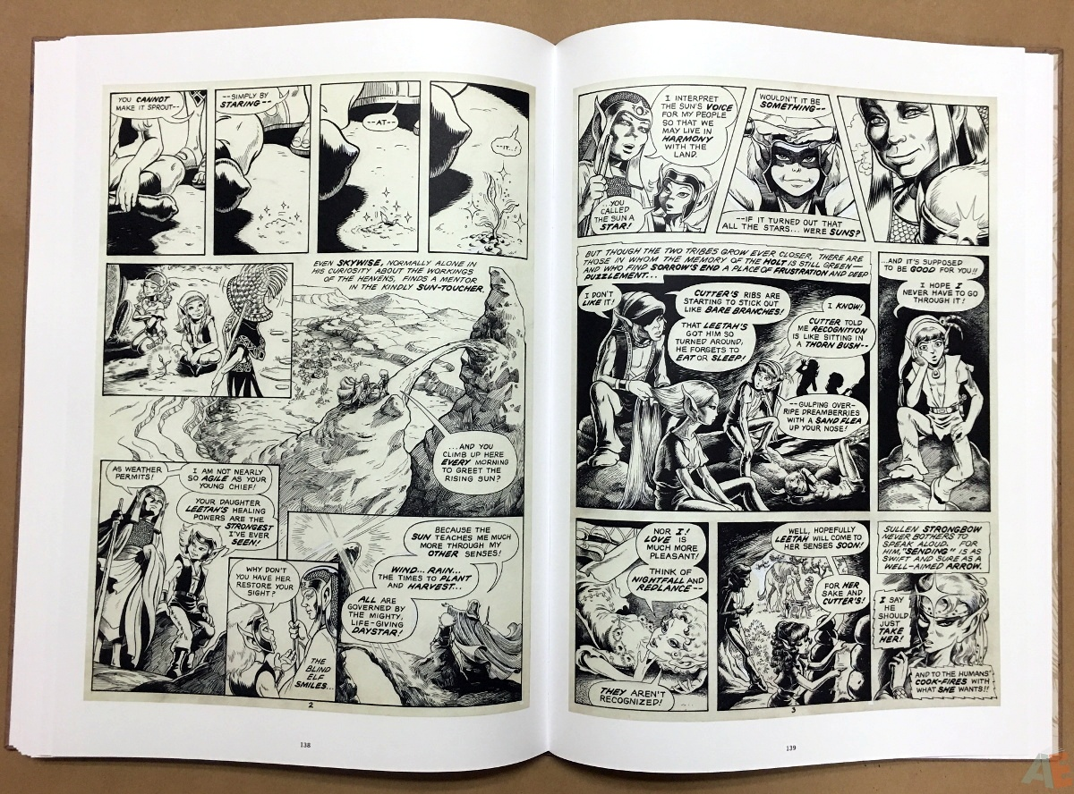 Elfquest Gallery Edition 30