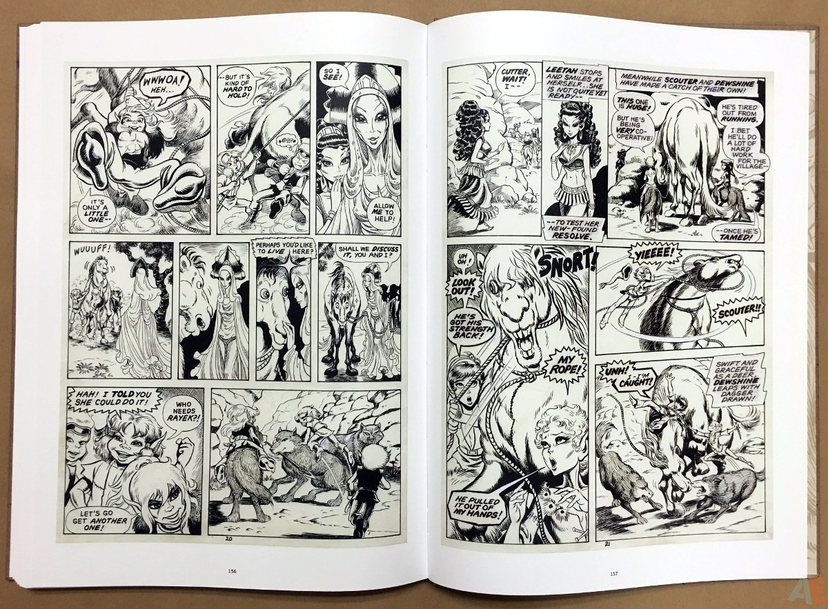 Elfquest Gallery Edition 34