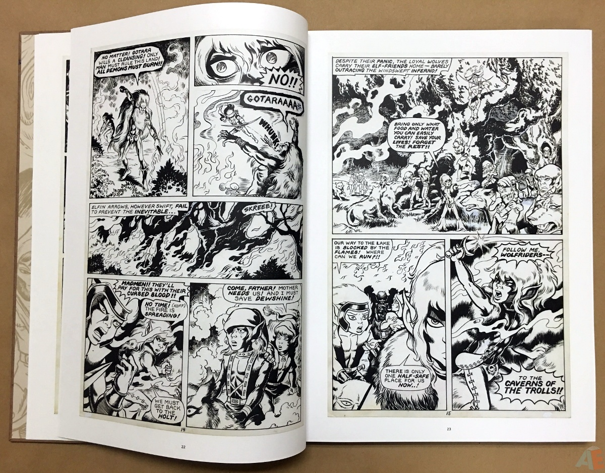 Elfquest Gallery Edition 8