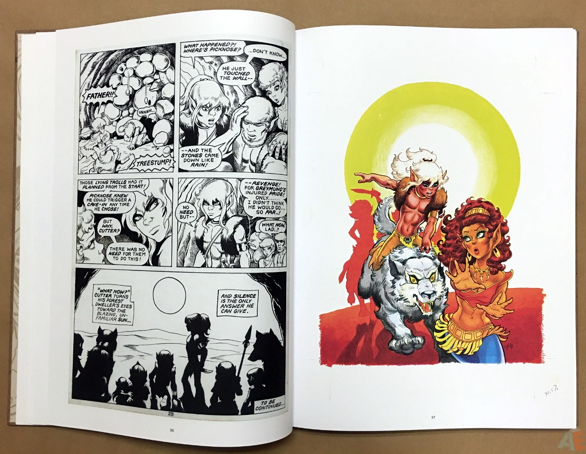 Elfquest Gallery Edition 10