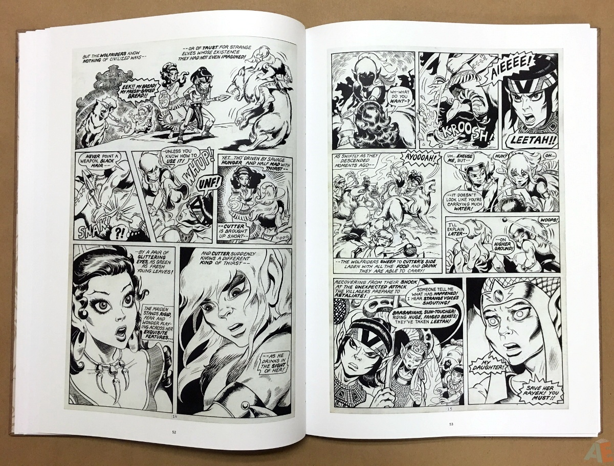 Elfquest Gallery Edition 14