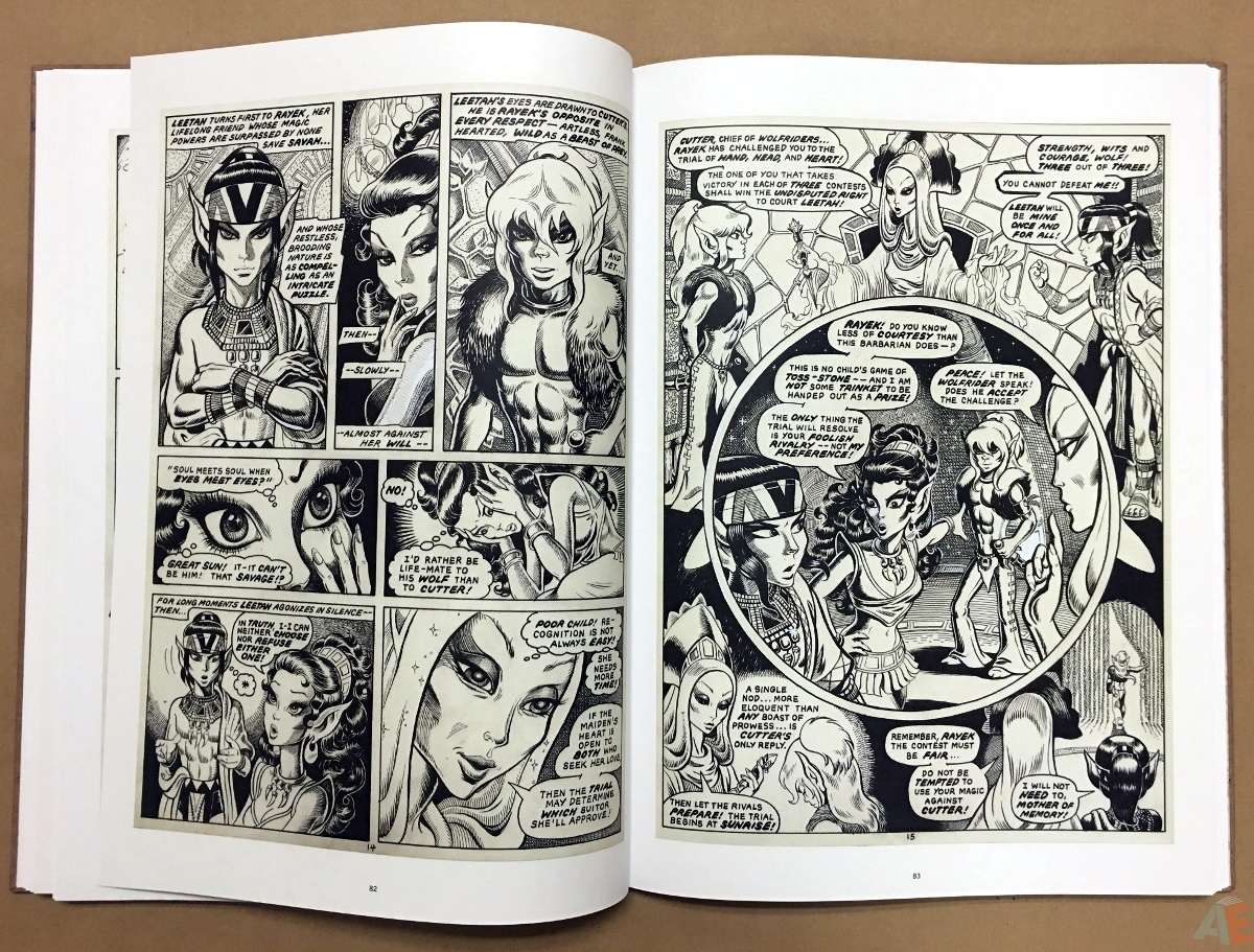 Elfquest Gallery Edition 18