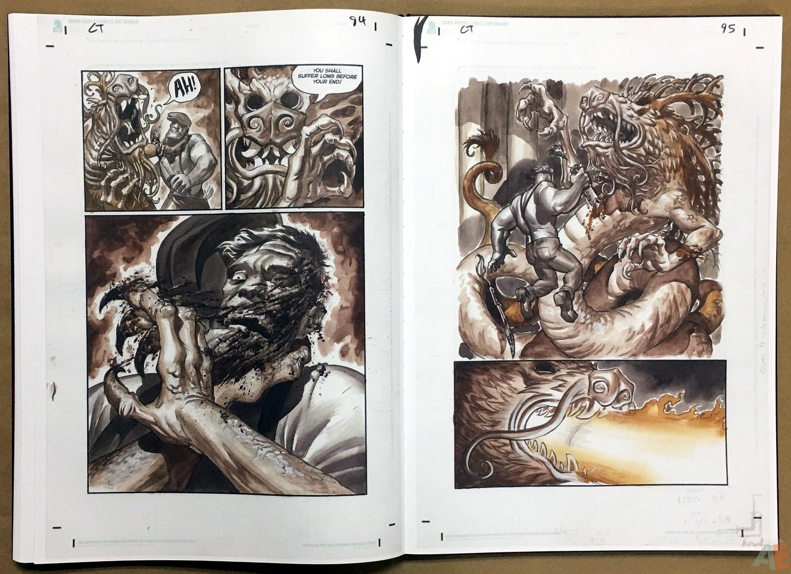 Eric Powell's The Goon Artist's Edition