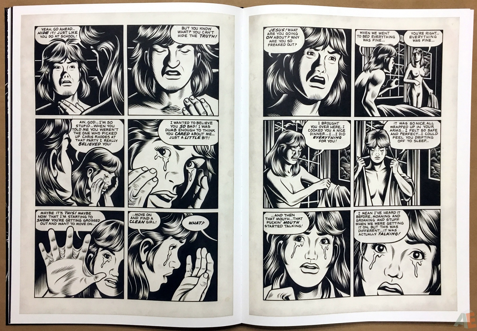 Fantagraphics Studio Edition: Black Hole By Charles Burns 14