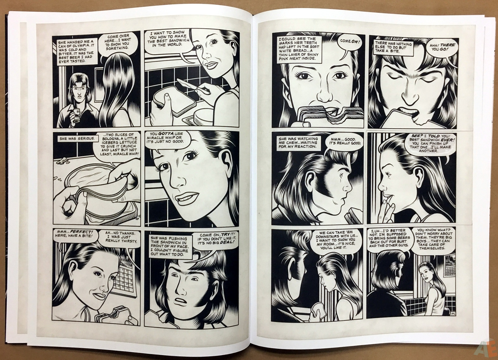 Fantagraphics Studio Edition: Black Hole By Charles Burns 18