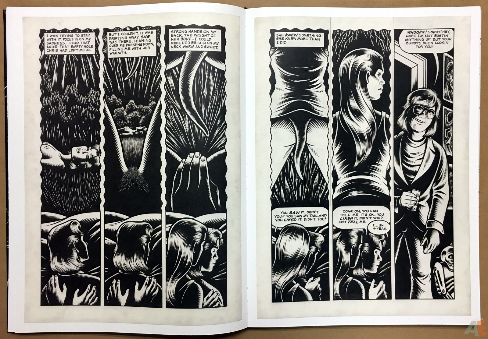Fantagraphics Studio Edition: Black Hole By Charles Burns 20