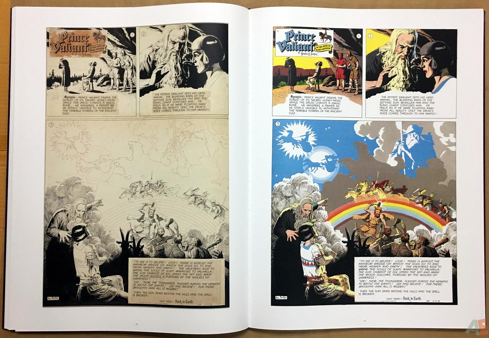 Fantagraphics Studio Edition: Hal Foster's Prince Valiant 26