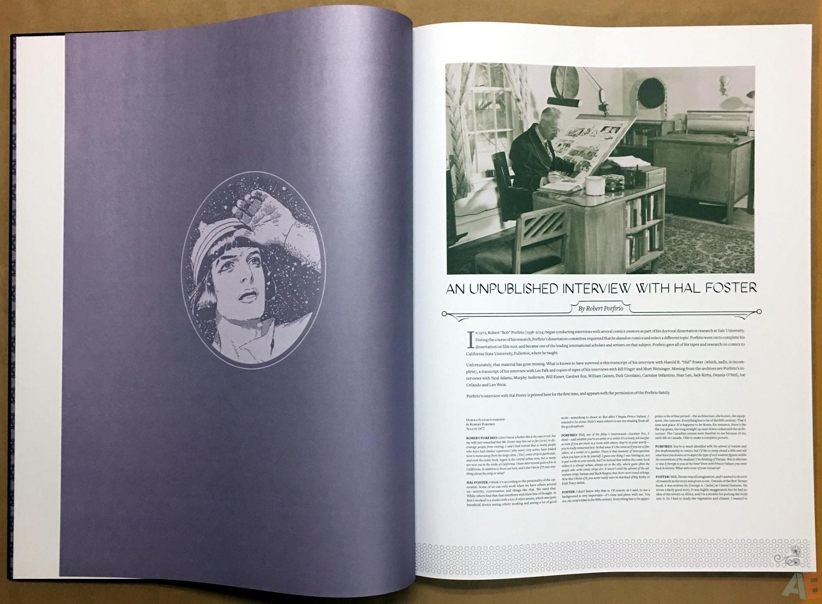 Fantagraphics Studio Edition: Hal Foster's Prince Valiant 6