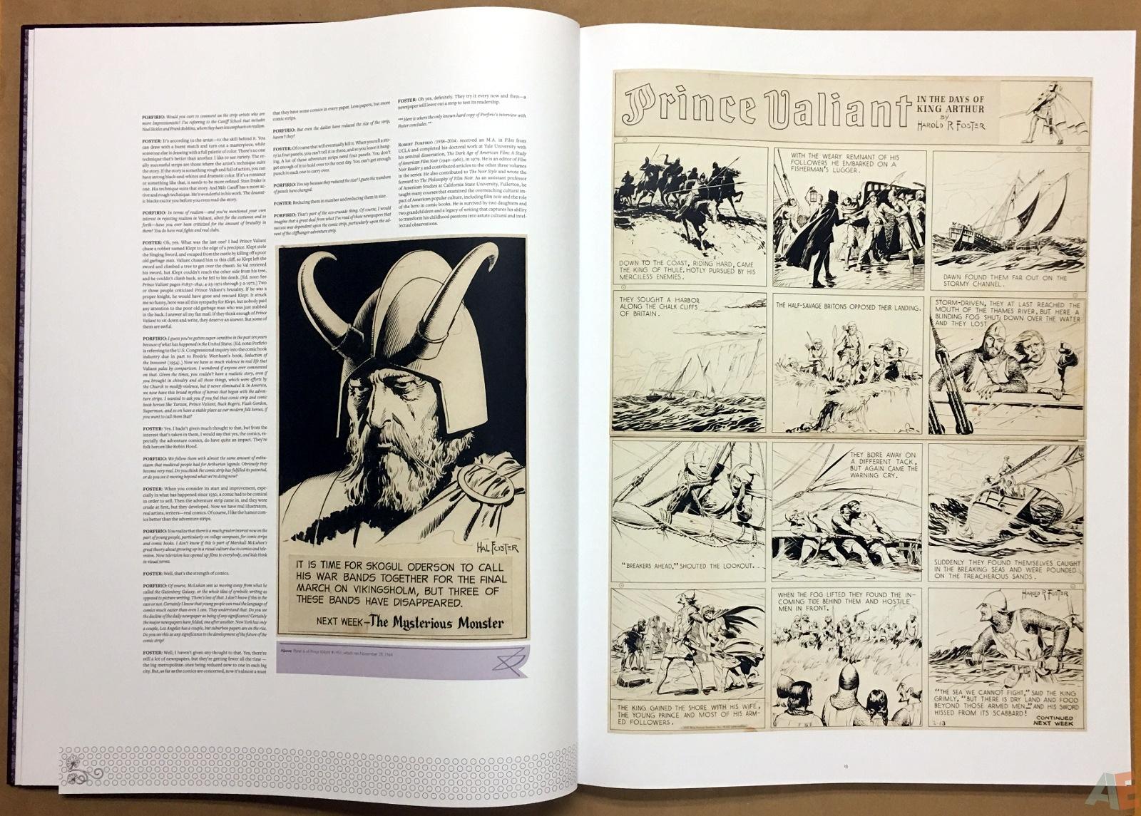 Fantagraphics Studio Edition: Hal Foster's Prince Valiant 8