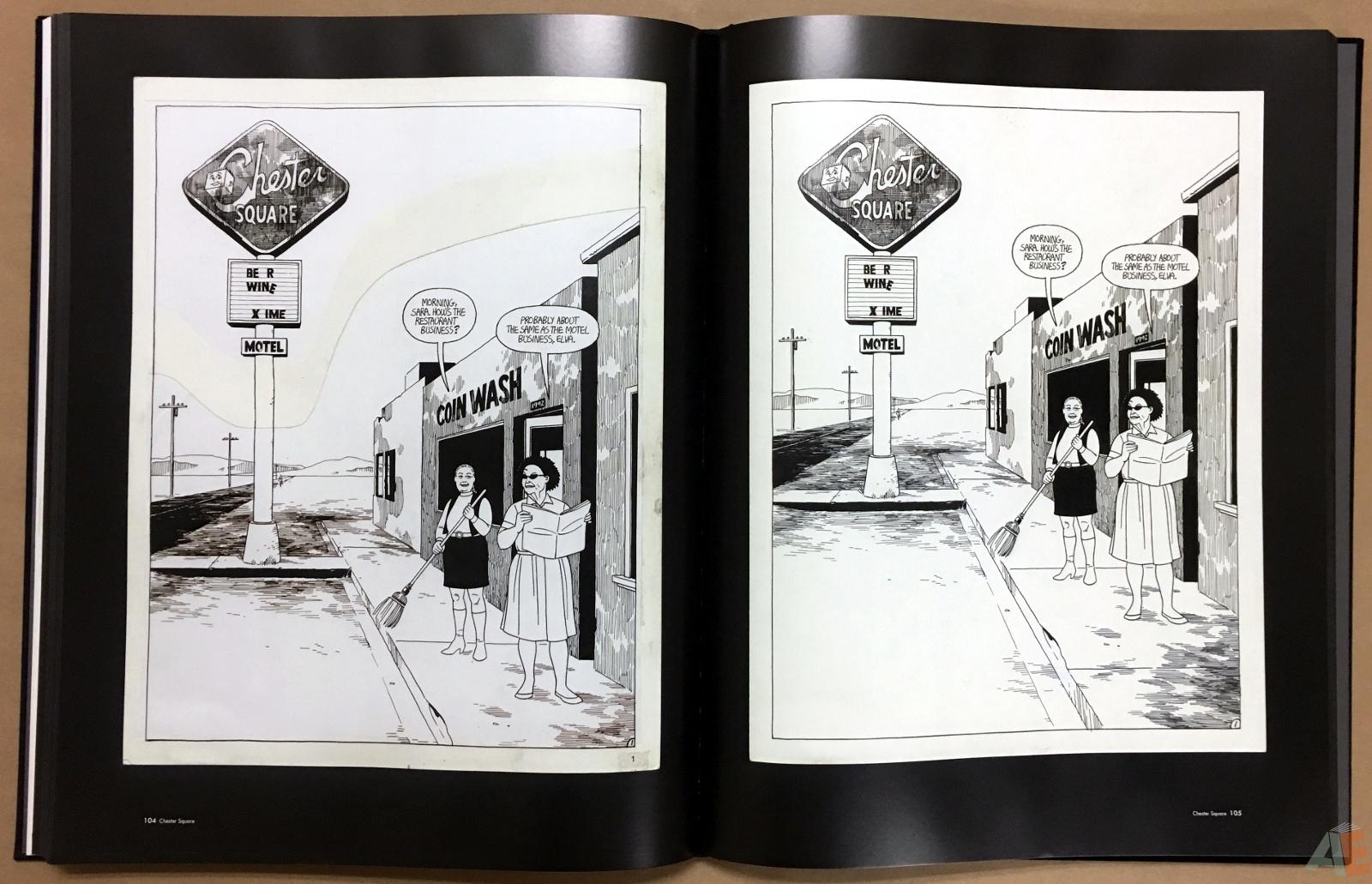 Fantagraphics Studio Edition: Jaime Hernandez 28