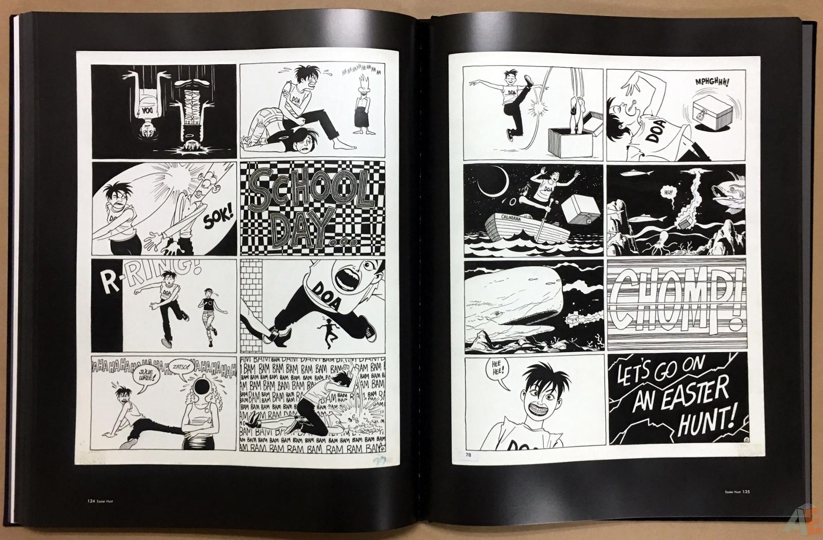 Fantagraphics Studio Edition: Jaime Hernandez 32