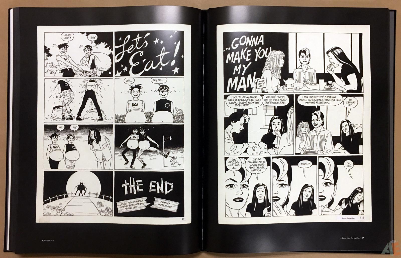 Fantagraphics Studio Edition: Jaime Hernandez 34