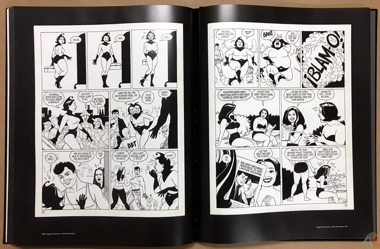 Fantagraphics Studio Edition: Jaime Hernandez 38