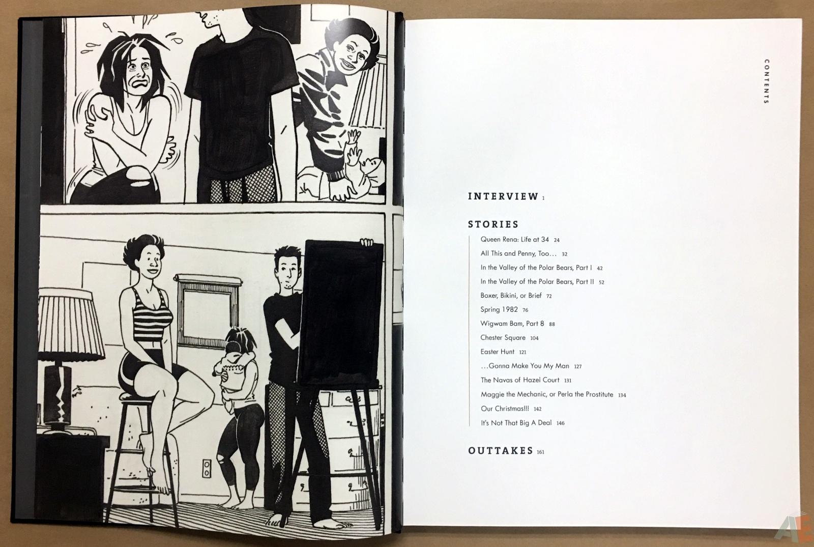 Fantagraphics Studio Edition: Jaime Hernandez 6