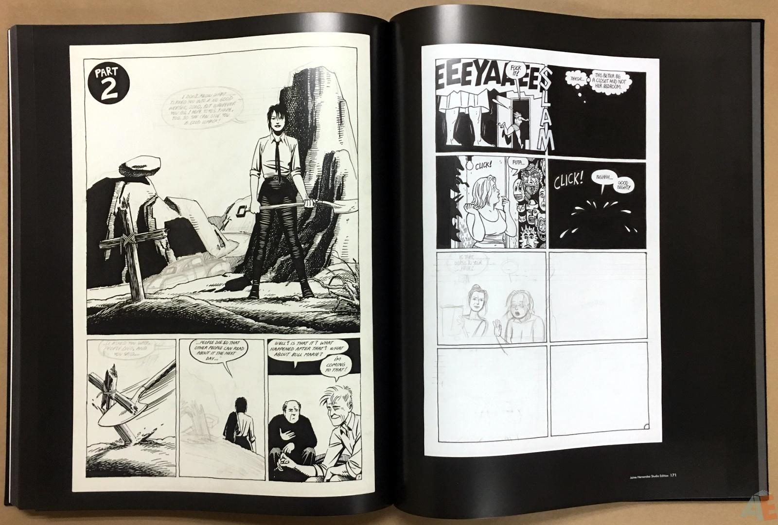 Fantagraphics Studio Edition: Jaime Hernandez 46