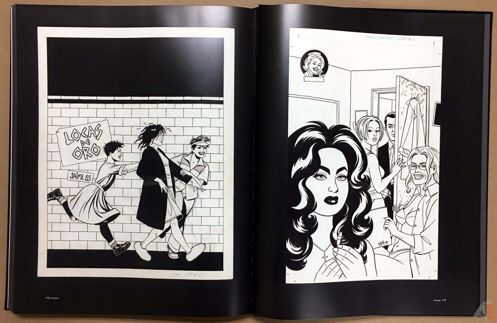 Fantagraphics Studio Edition: Jaime Hernandez 48