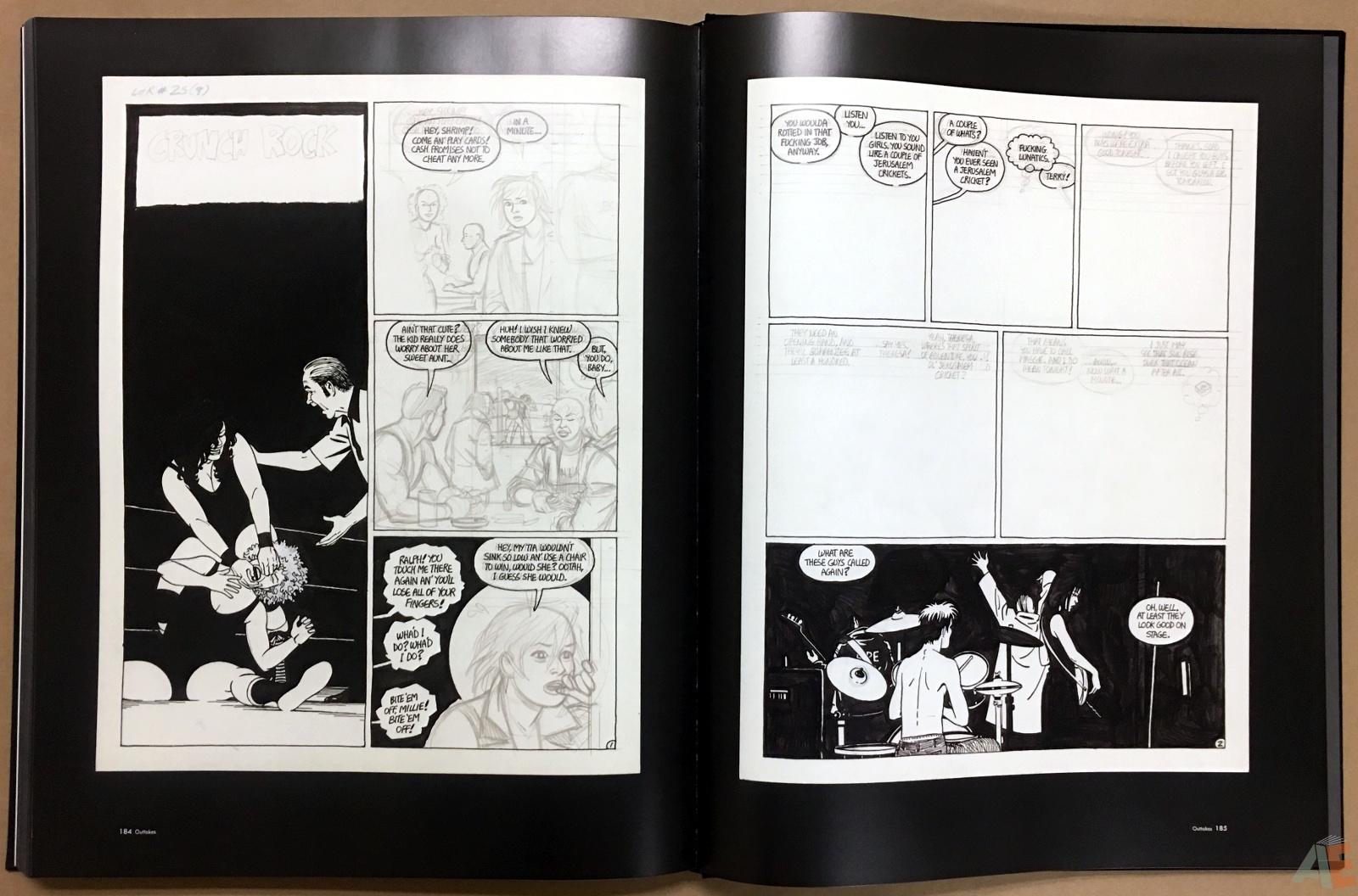 Fantagraphics Studio Edition: Jaime Hernandez 50