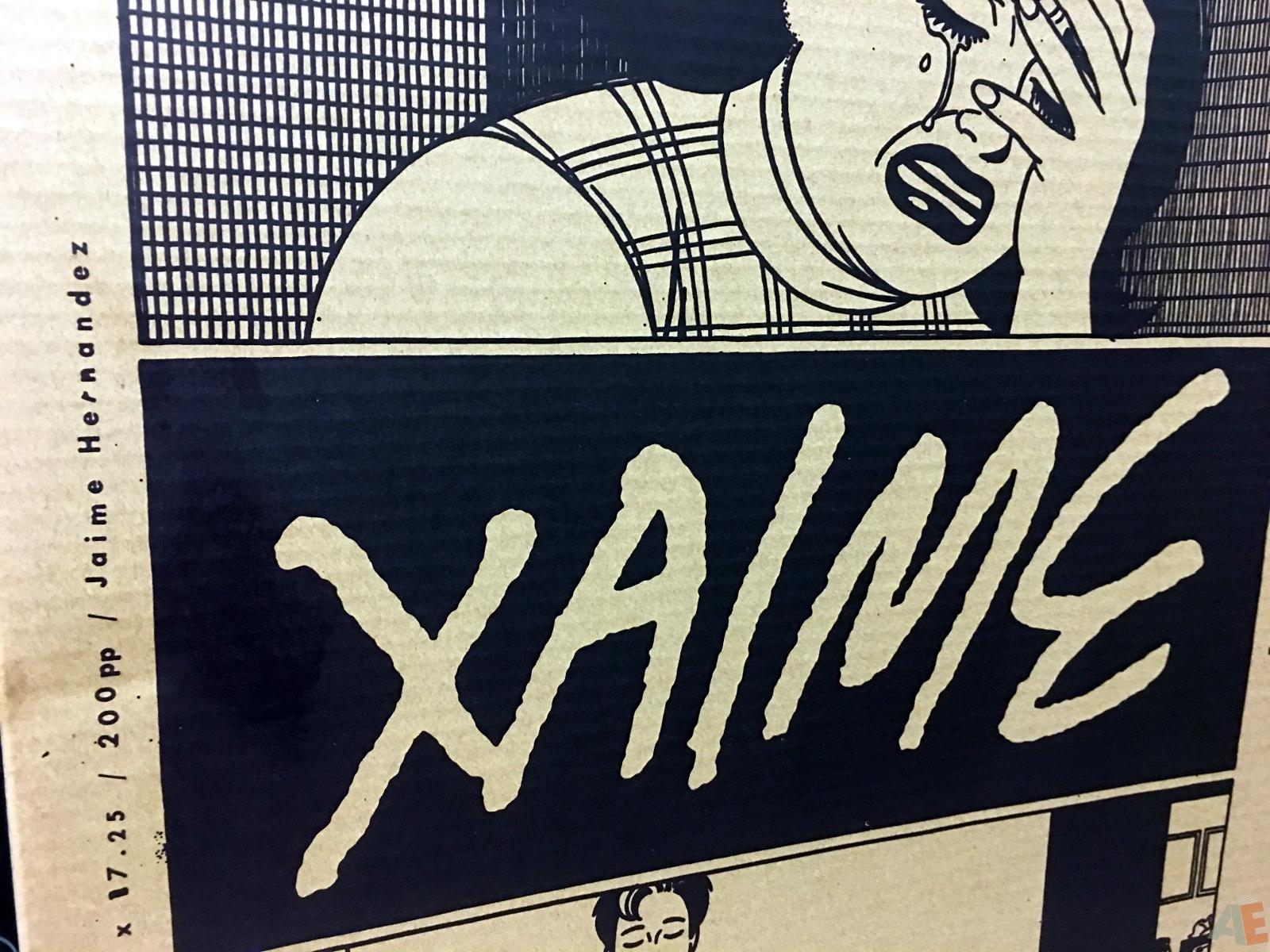 Fantagraphics Studio Edition: Jaime Hernandez 56