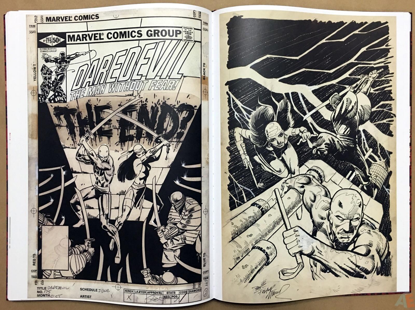 Frank Miller's Daredevil Artifact Edition 39