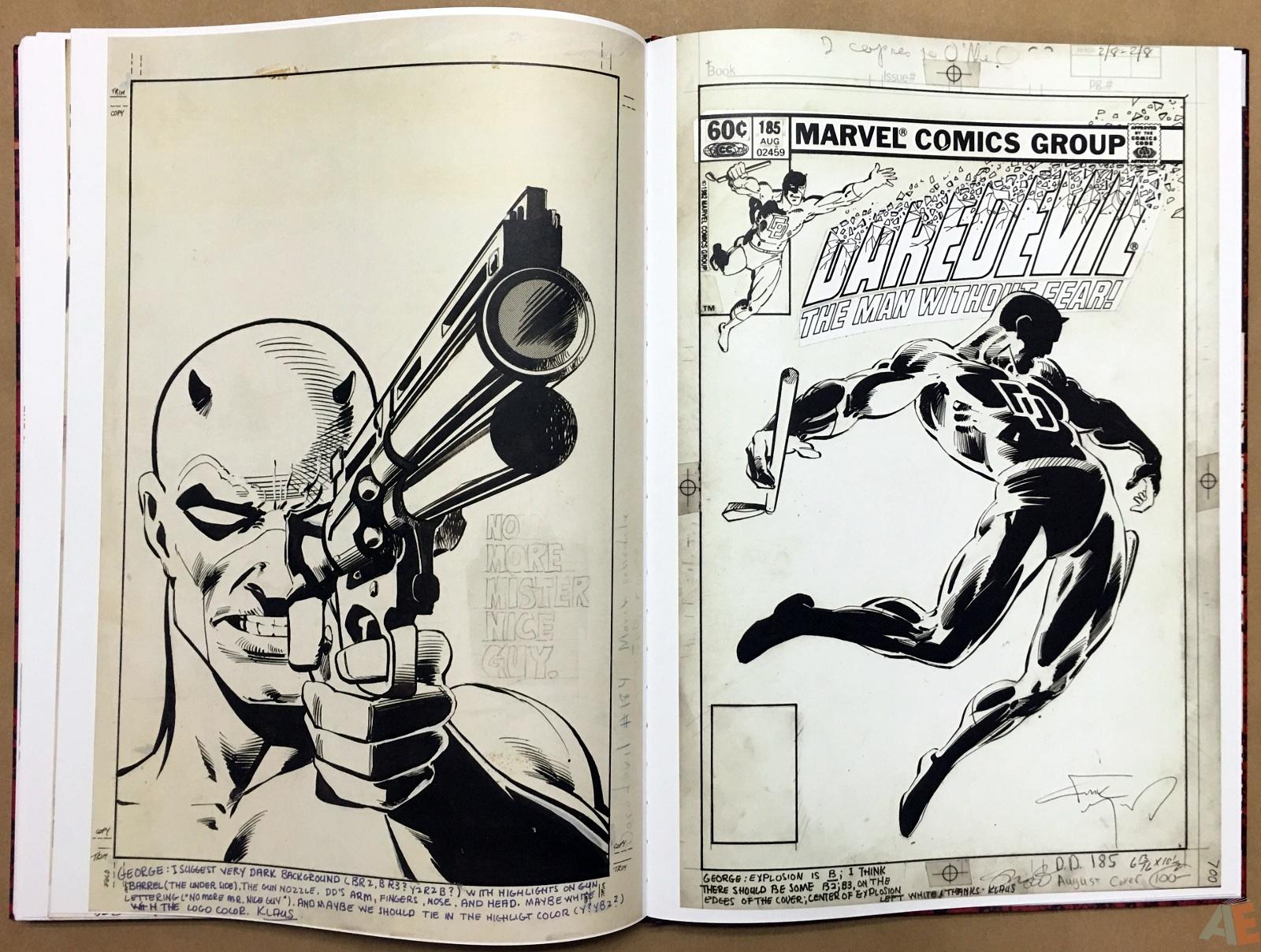 Frank Miller's Daredevil Artifact Edition 41