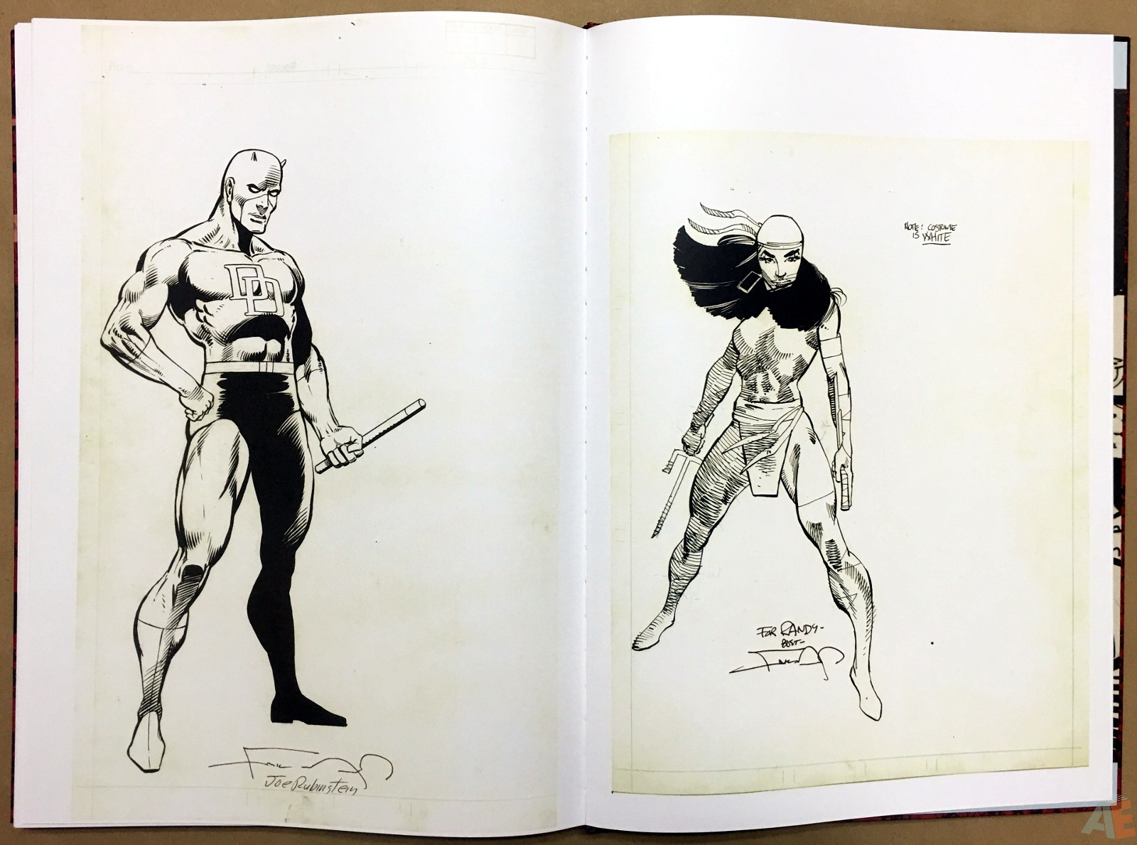 Frank Miller's Daredevil Artifact Edition 45