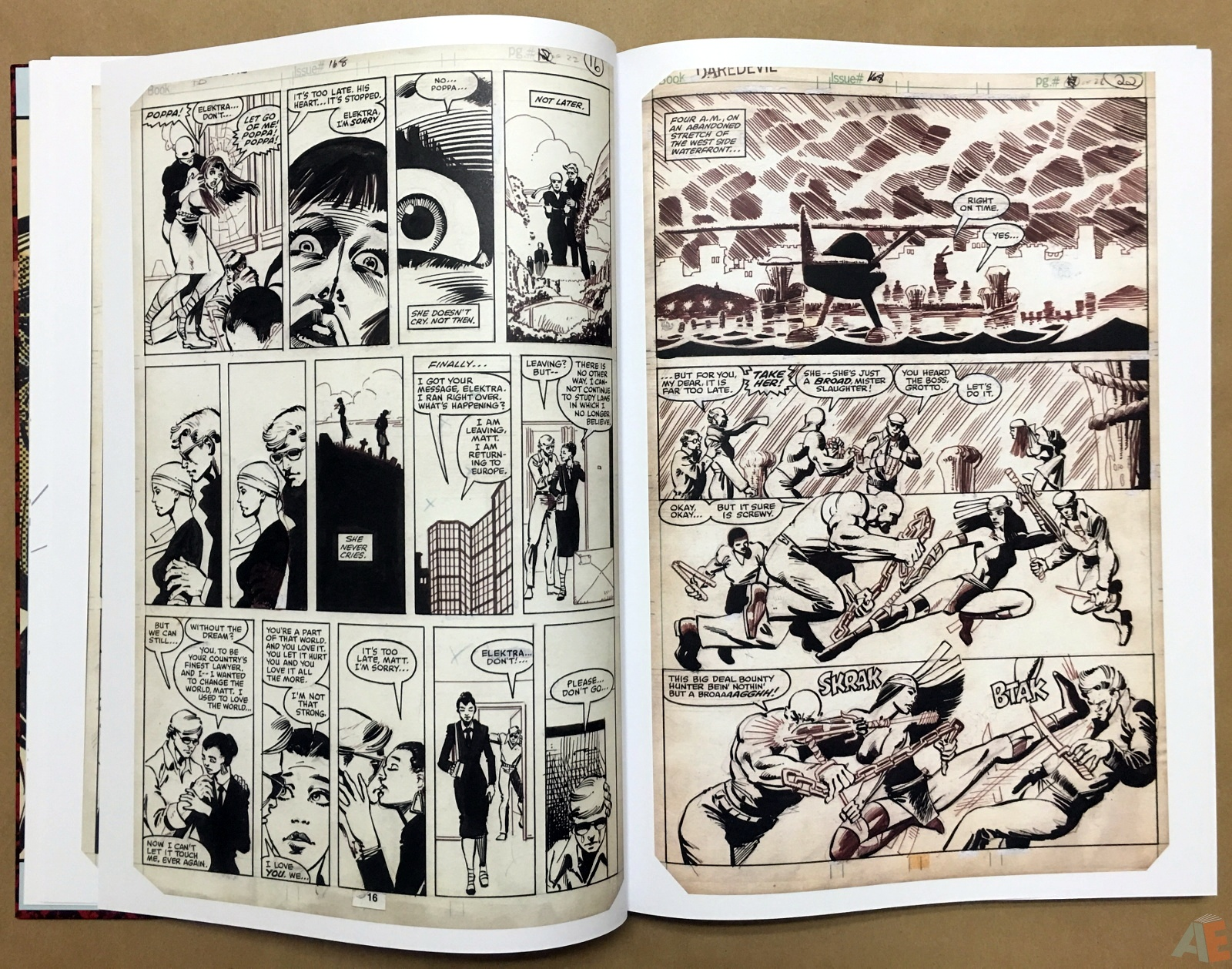 Frank Miller's Daredevil Artifact Edition 9