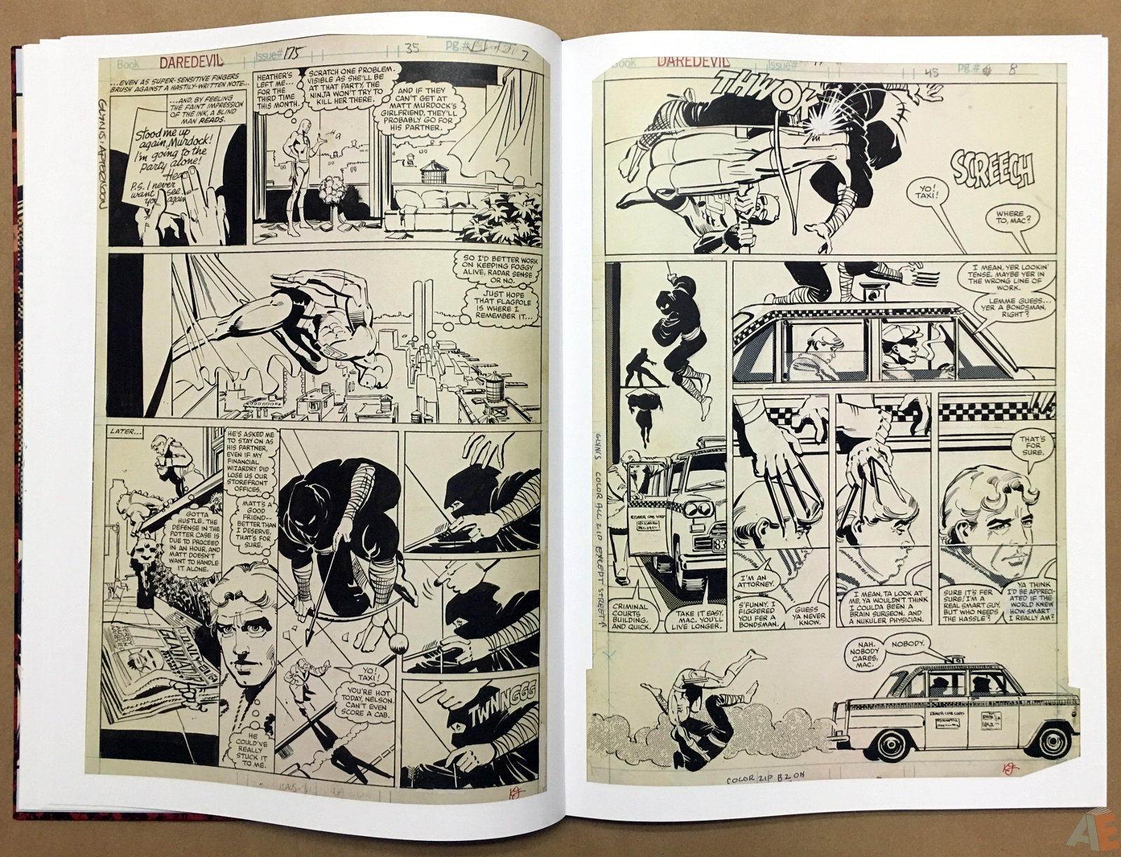 Frank Miller's Daredevil Artifact Edition 13