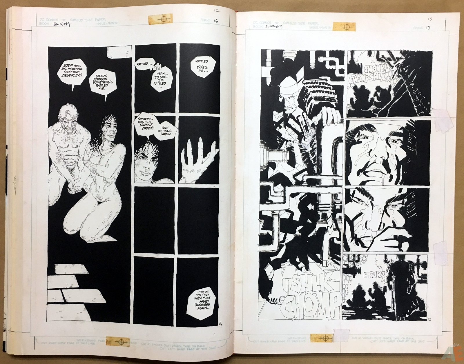 Frank Miller's Ronin Gallery Edition 32