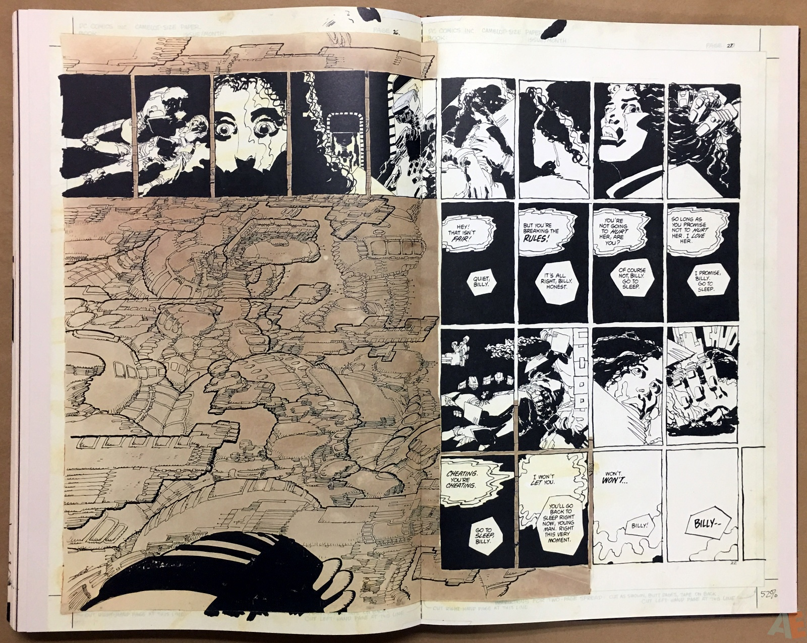 Frank Miller's Ronin Gallery Edition 46