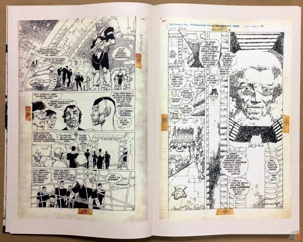 Frank Miller Art Ronin