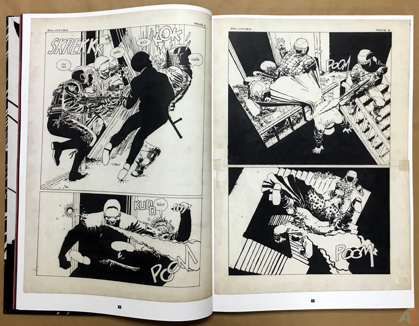 Frank Miller's Sin City: The Hard Goodbye Curator's Collection