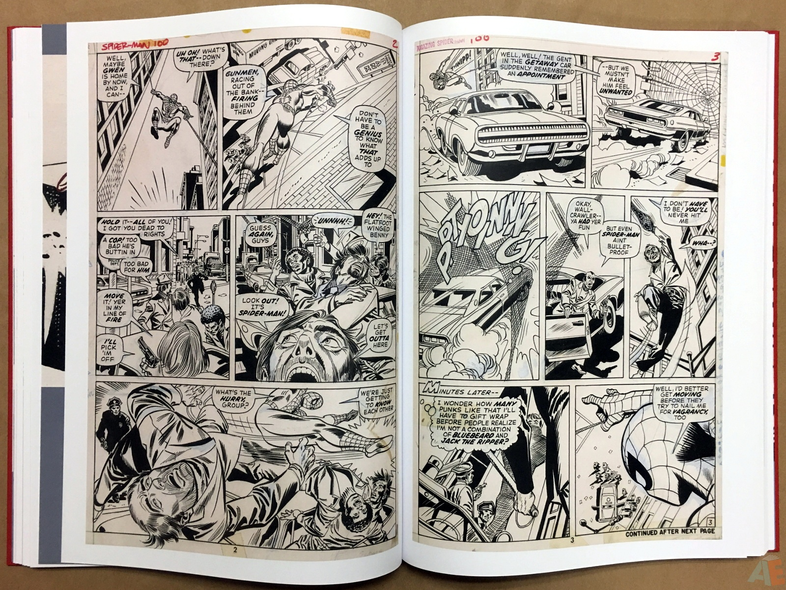 Gil Kane's The Amazing Spider-Man Artist's Edition 26