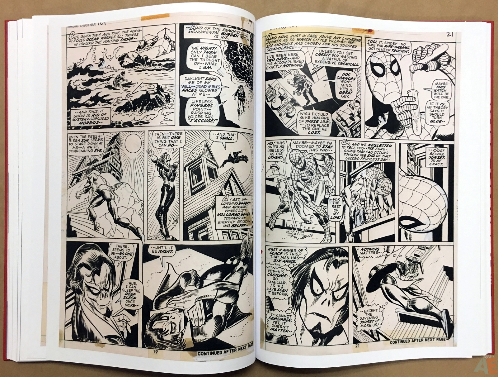 Gil Kane's The Amazing Spider-Man Artist's Edition 30