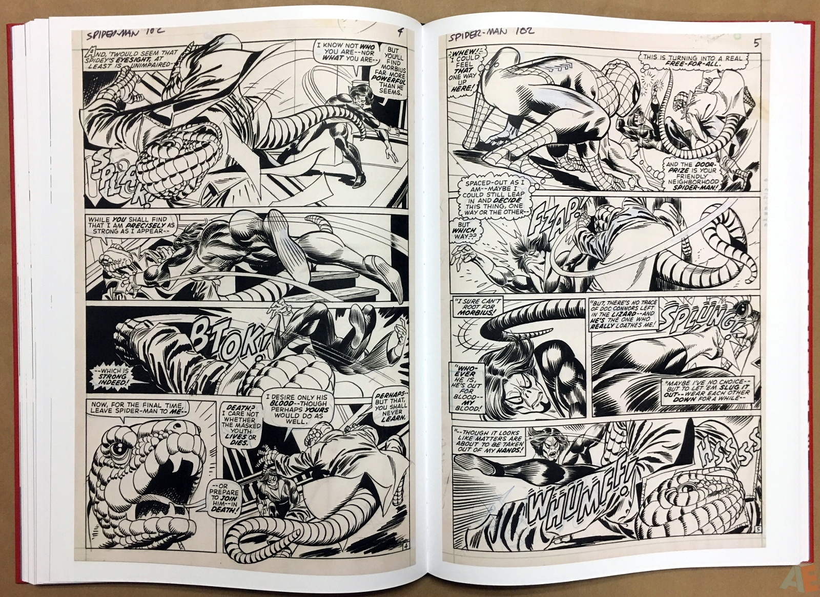 Gil Kane's The Amazing Spider-Man Artist's Edition 32