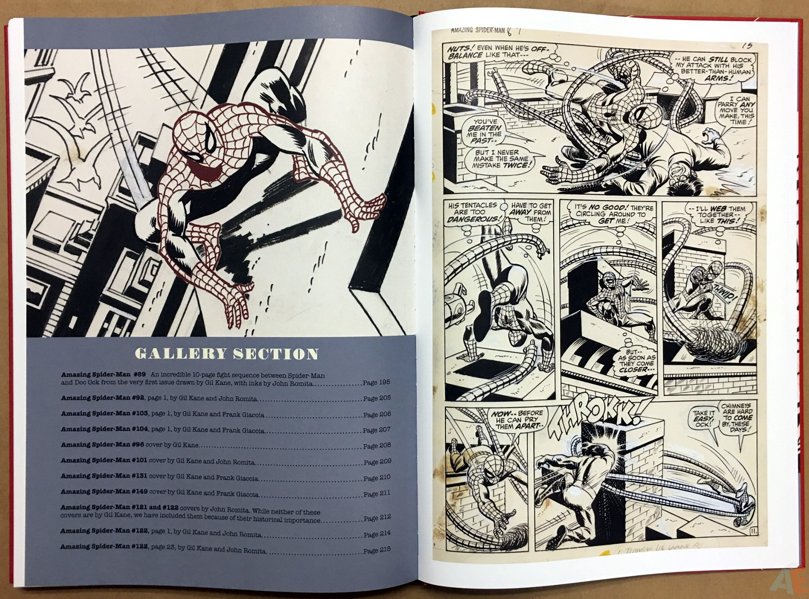Gil Kane's The Amazing Spider-Man Artist's Edition 46