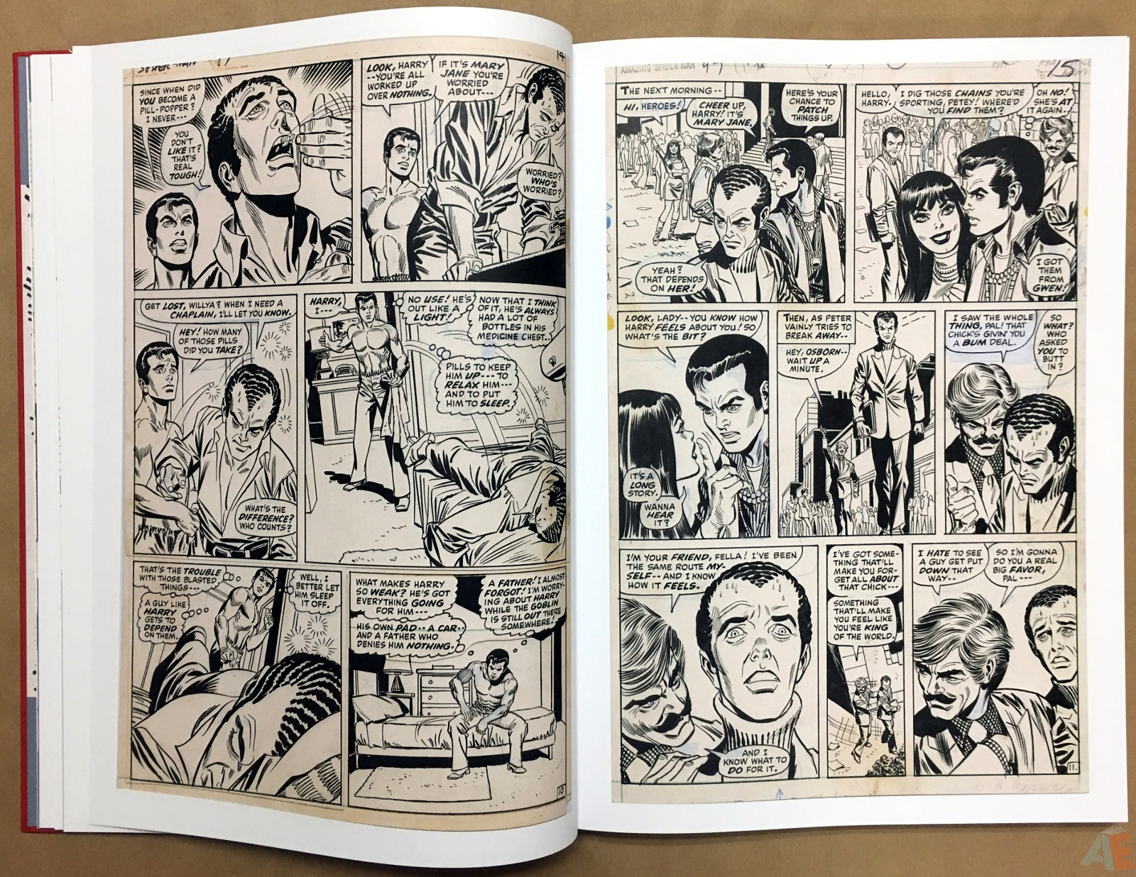 Gil Kane's The Amazing Spider-Man Artist's Edition 16