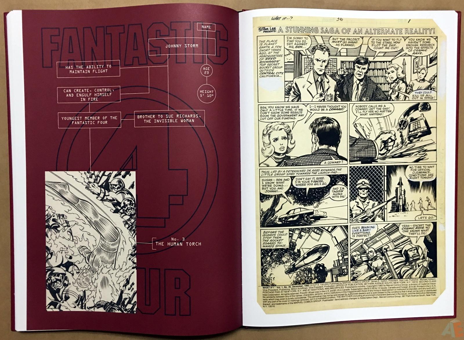 John Byrne's The Fantastic Four Artist's Edition 46