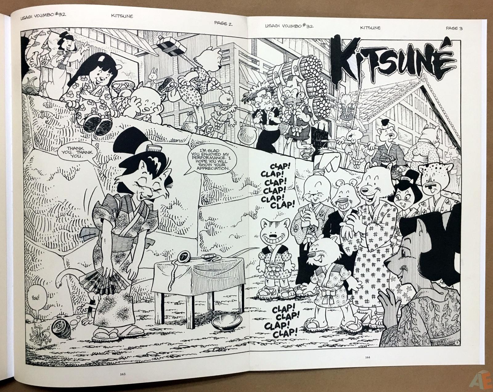 Usagi Yojimbo: Samurai and Other Stories Gallery Edition 30