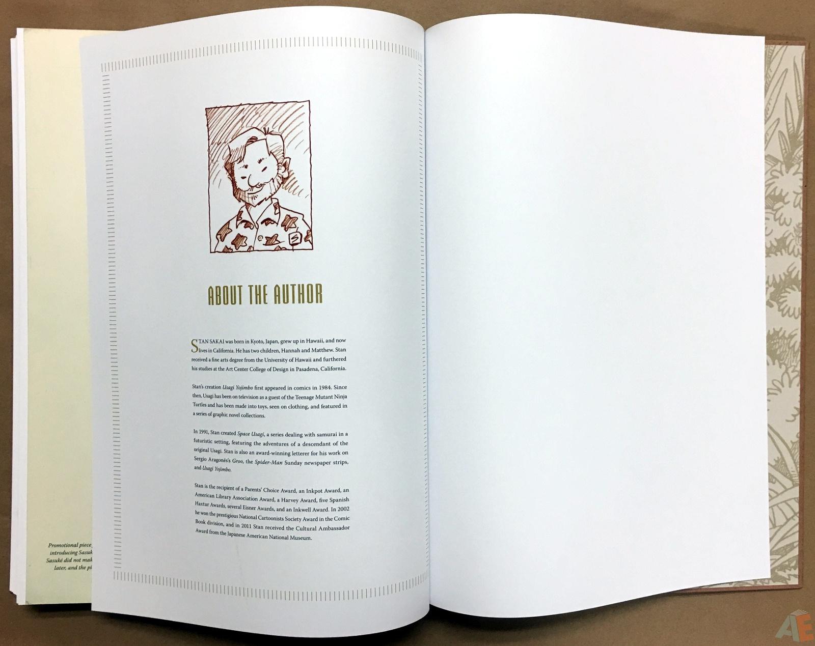 Usagi Yojimbo: Samurai and Other Stories Gallery Edition 50
