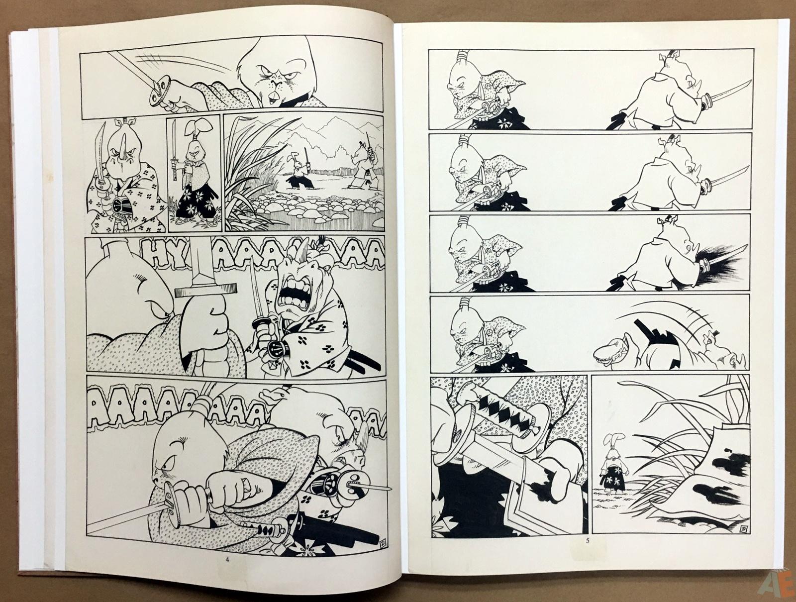 Usagi Yojimbo: Samurai and Other Stories Gallery Edition 10