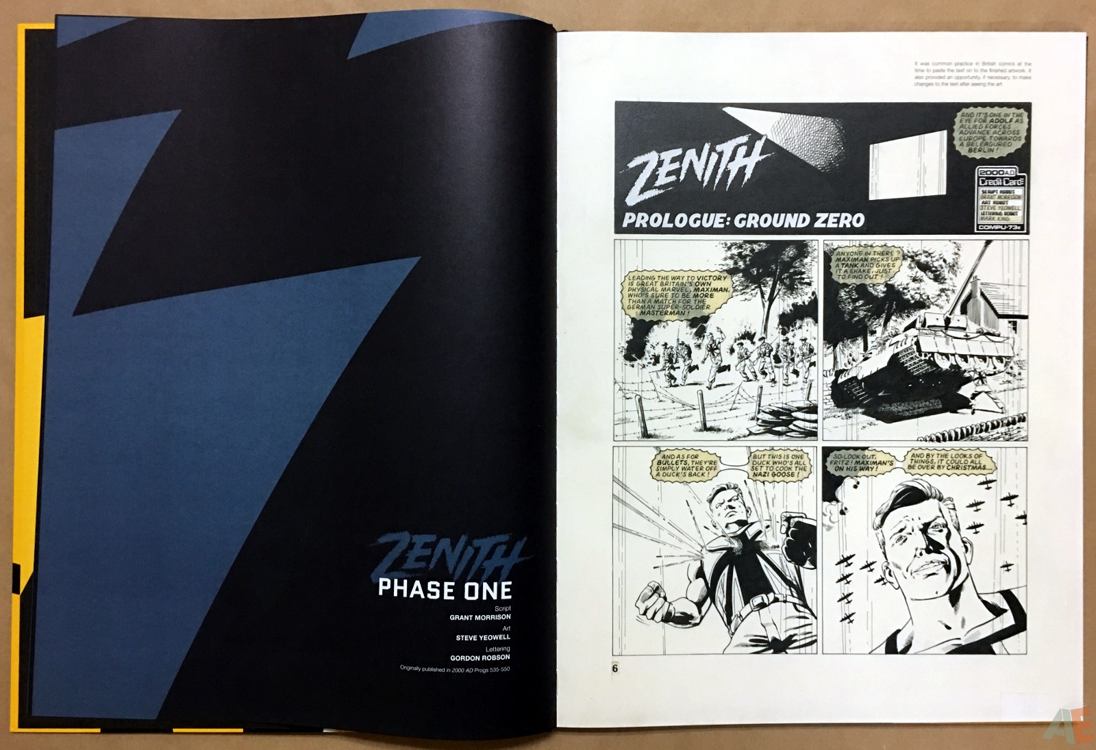 Zenith Phase One Apex Edition 8