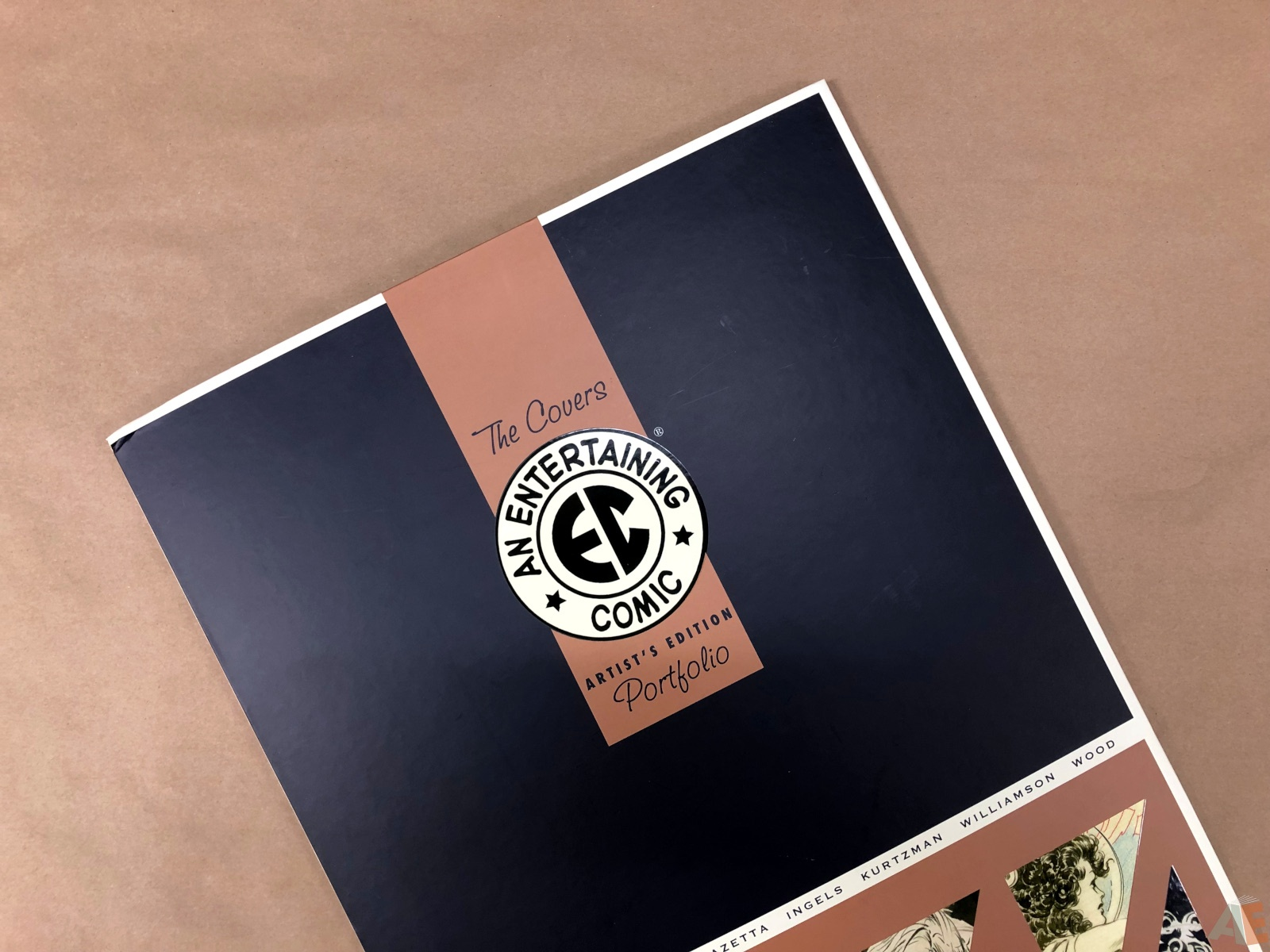 EC Covers Portfolio Artist's Edition