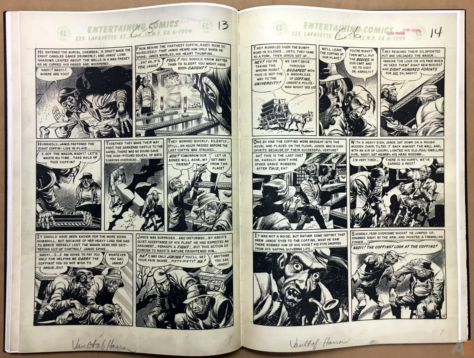 Jack Davis' EC Stories Artist's Edition 24