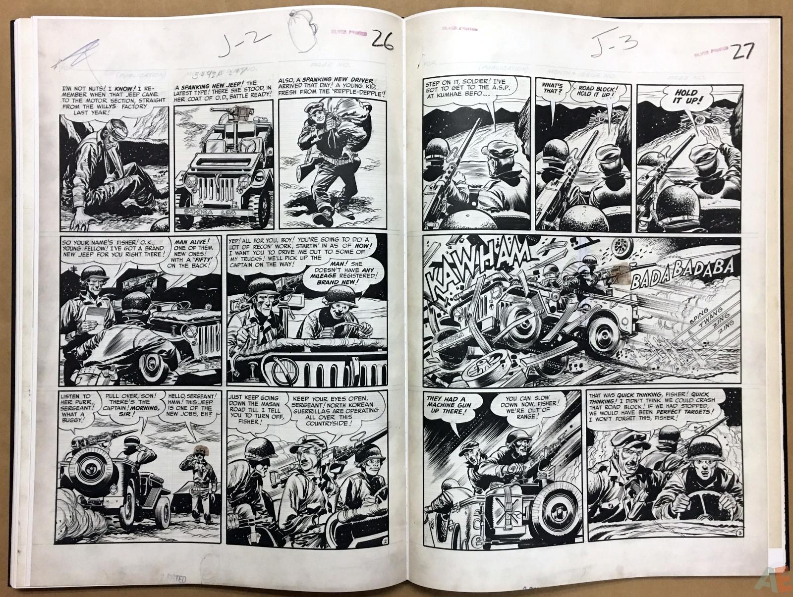 Jack Davis' EC Stories Artist's Edition 32