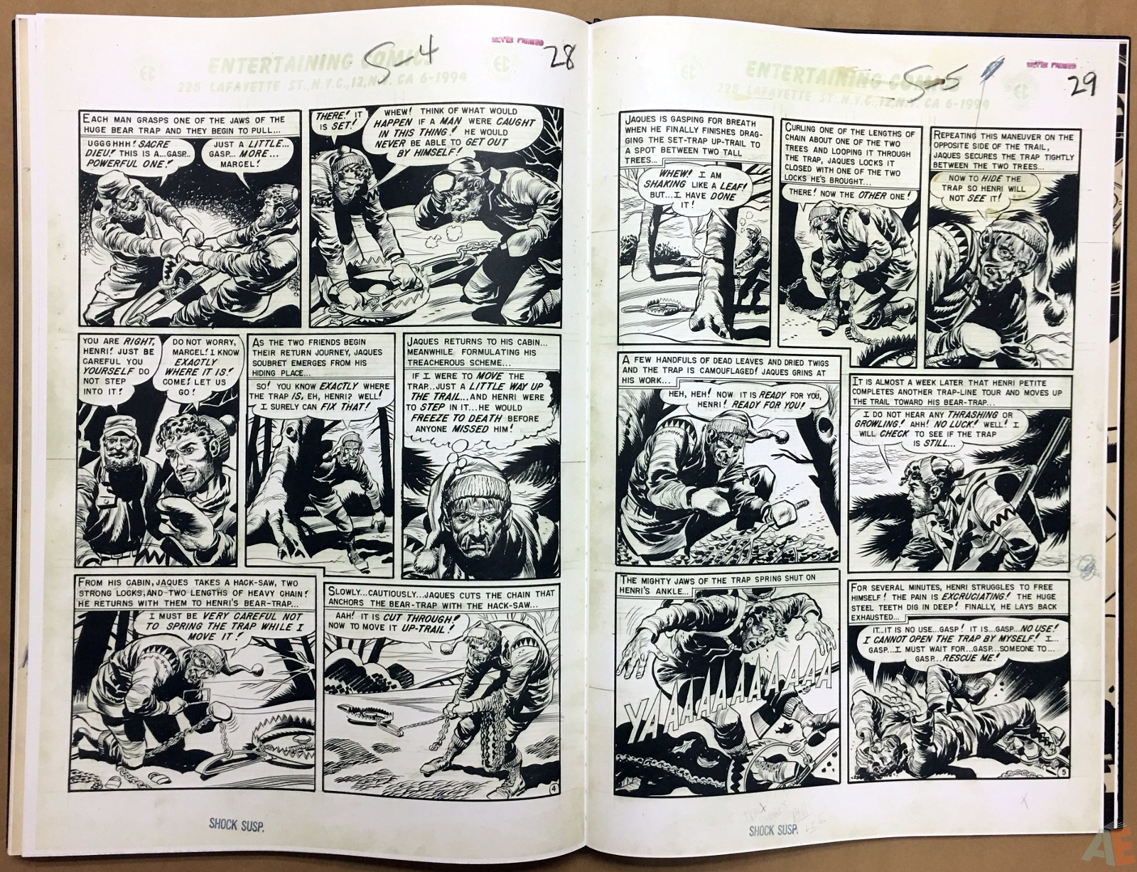 Jack Davis' EC Stories Artist's Edition 42