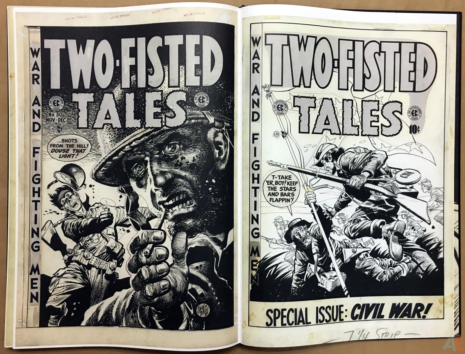 Jack Davis' EC Stories Artist's Edition 48