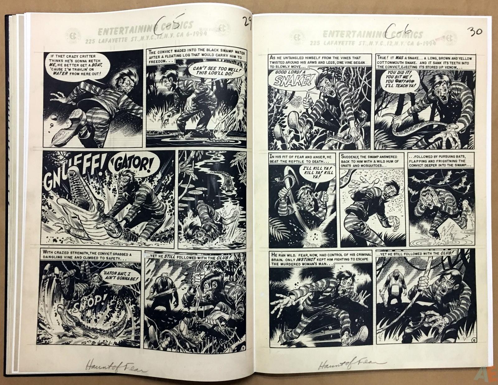 Jack Davis' EC Stories Artist's Edition 14