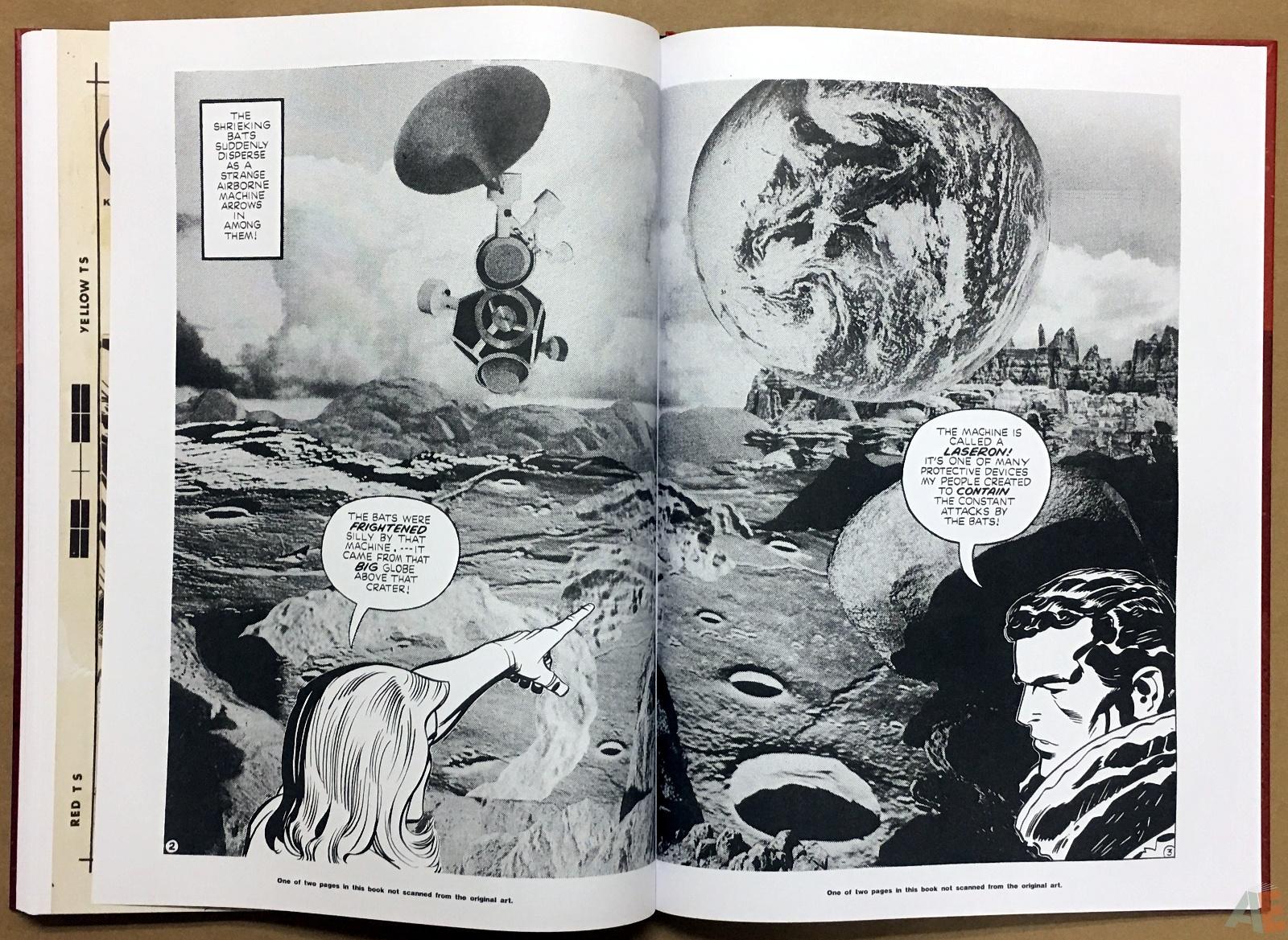 Jack Kirby Kamandi The Last Boy On Earth Artist's Edition 40