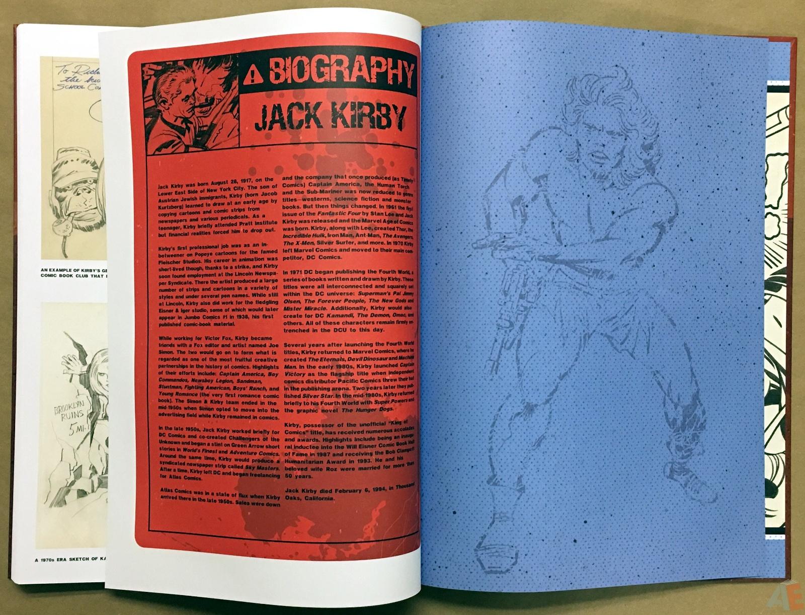 Jack Kirby Kamandi The Last Boy On Earth Artist's Edition 54