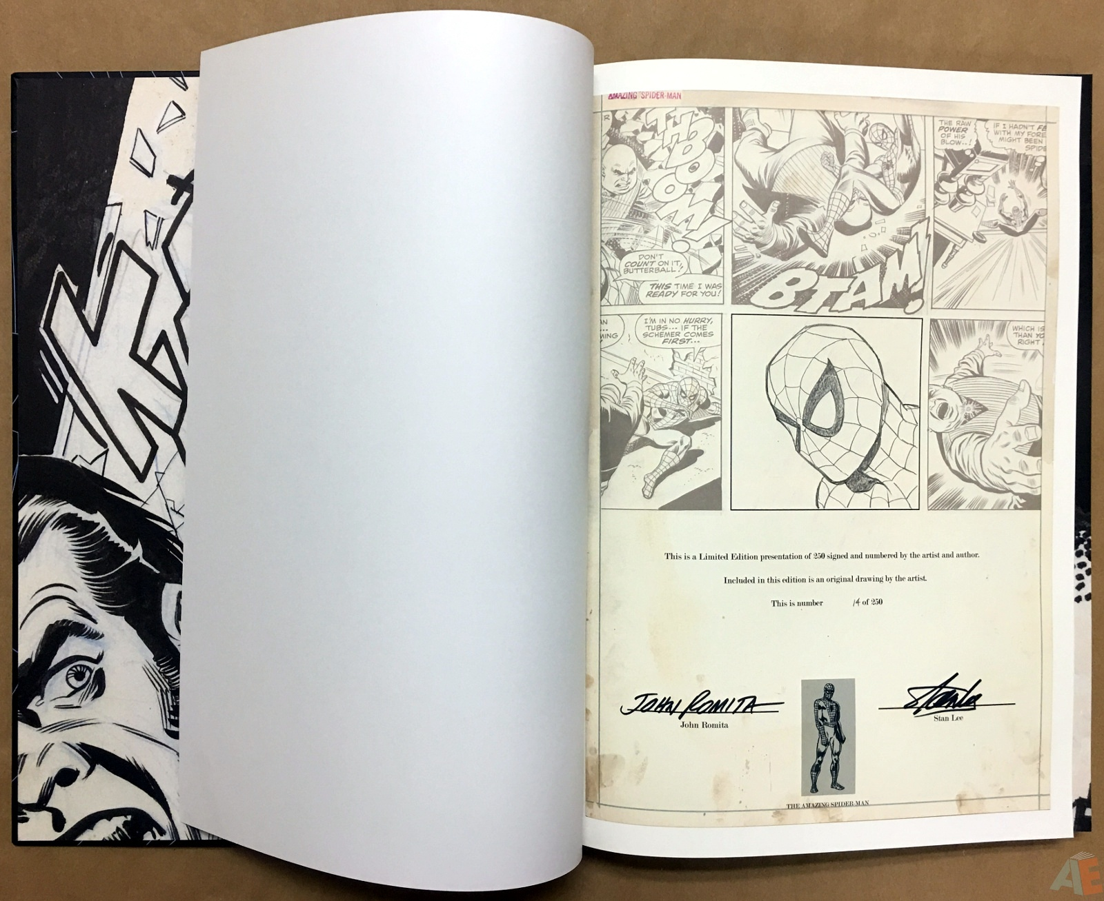 John Romita's The Amazing Spider-Man Artist's Edition 60